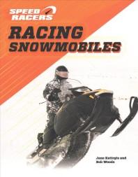 Racing Snowmobiles