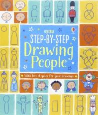 Step By Step Drawing Book People