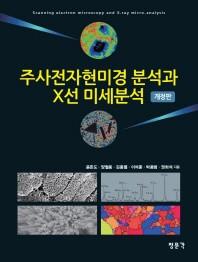 주사전자현미경분석과 X선 미세분석