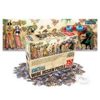 원피스 와이드 직소퍼즐 752pcs: 스탠드 인 라인(Stand In Line)(인터넷전용상품)