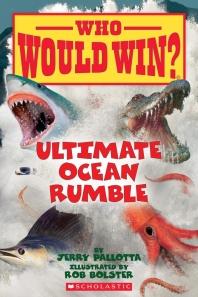 Ultimate Ocean Rumble (Who Would Win?), Volume 14