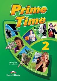 Prime Time 2 Us Student Book & Workbook