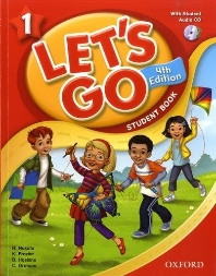 Let's Go. 1 Student Book (with CD)