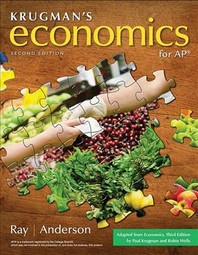 Krugman's Economics for Ap(r) (High School)