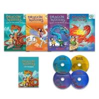 Dragon Masters (Book+CD+Wordbook) 4종 세트