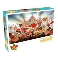 쿠키런 킹덤 직소퍼즐 150PCS: 쿠키들이여 일어나라