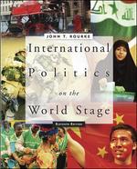 International Politics on the World Stage with Powerweb