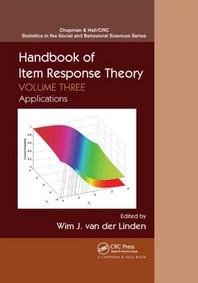 Handbook of Item Response Theory