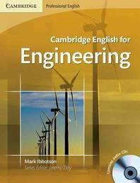 Cambridge English for Engineering [With 2 CDs]