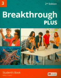Breakthrough Plus. 3(Student's Book)