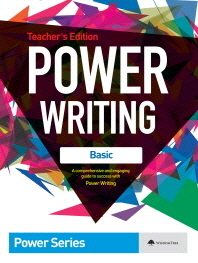 Power Writing(Basic)(Teacher s Edition)(파워 라이팅 베이직)