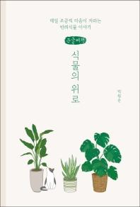 식물의 위로(큰글씨책)