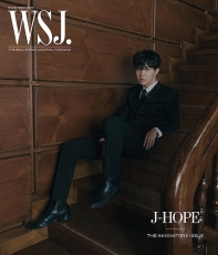 The Wall Street Journal USA(2020년 11월)(커버: BTS 방탄소년단 J-HOPE)