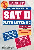 How to Prepare for the SAT II Math Level IIC