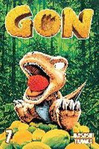 Gon, Volume 7
