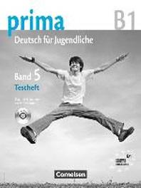 """Prima B1: Band 05. Testheft mit Modelltest """"Zertifikat Deutsch fuer Jugendliche"""""""