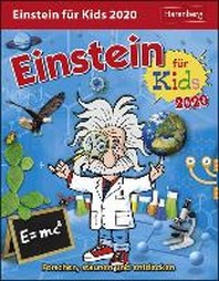 Einstein fuer Kids - Kalender 2020