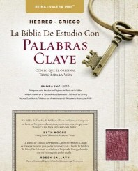 The Hebrew-Greek Key Word Study Bible Spanish Edition