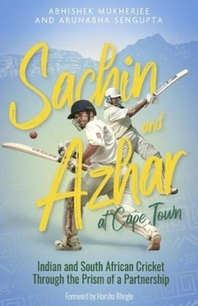 Sachin and Azhar at Cape Town