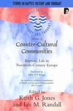 Counter-Cultural Communities
