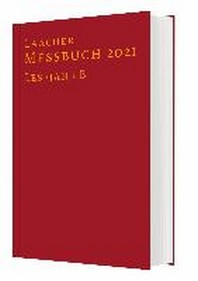 Laacher Messbuch 2021 gebunden
