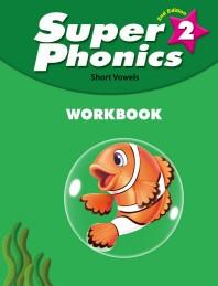 Super Phonics(슈퍼 파닉스). 2(WB)