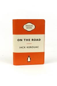 [펭귄] 여권케이스 On the Road (Orange)