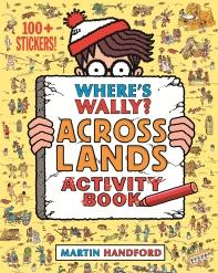 Where's Wally? Across Lands (Activity Book)