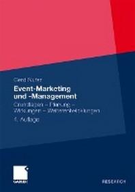 Event-Marketing Und -Management