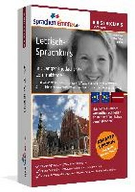 Sprachenlernen24.de Lettisch-Basis-Sprachkurs. PC CD-ROM f?r Windows Vista; XP; NT; ME; 2000; 98/Linux/Mac OS X + MP3-Audio-CD f?r Computer