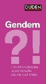 Gendern ?!