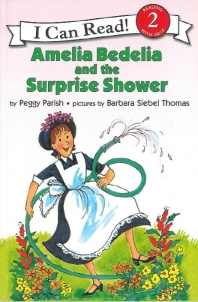 Amelia Bedelia and the Surprise Shower (Book+Audio CD)
