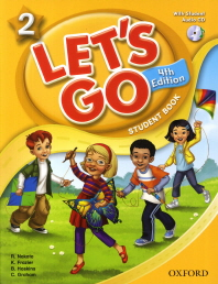 Let's Go. 2 Student Book(with CD)
