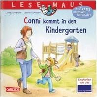 LESEMAUS 9: Conni kommt in den Kindergarten (Neuausgabe)