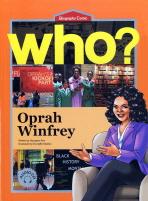 OPRAH WINFREY(오프라 윈프리)(영문판)
