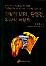 관절의 MRI 관절경 외과적 해부학