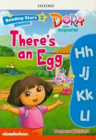 DORA the Explorer Ponics. 2: There's an Egg