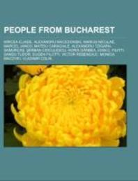 People from Bucharest