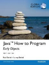 Java How To Program (early objects): Global Edition