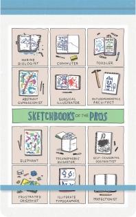 The Shape of Ideas Sketchbook
