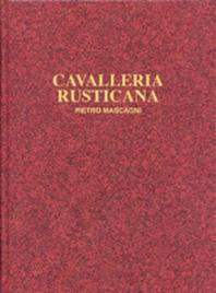카발레리아 루스티카나(세계오페라전집 16)