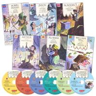 세상에서 가장 위대한 모험이야기 세트(B+CD)