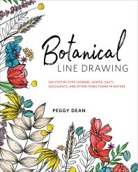 Botanical Line Drawing