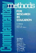 Complementary Methods for Research in Education