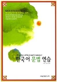 한국어 문법 연습