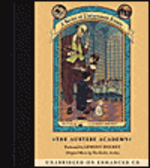 Series of Unfortunate Events #5 : Austere Academy (Audio-CD)[Unabridged]