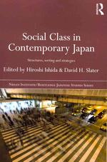 Social Class in Contemporary Japan