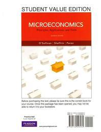 Student Value Edition for Microeconomics