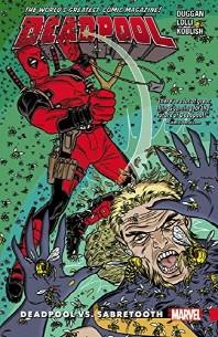 Deadpool: World's Greatest Vol. 3: Deadpool vs. Sabretooth ( Deadpool )