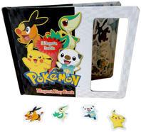 Pokemon Magnet Play Book